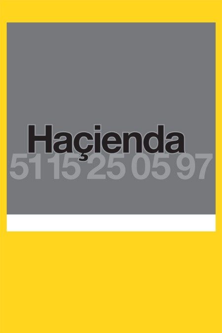 FAC 51 The Hacienda 15th Birthday Poster