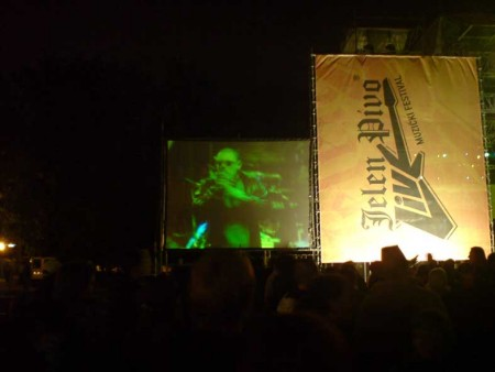 Happy Mondays live at Jelen Pivo Festival, Belgrade, Serbia, 7 September 2007