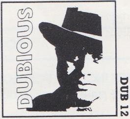 DUB 13 Dubious T-Shirt