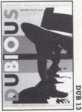 DUB 13 Dubious poster