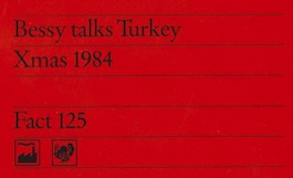 IKON 11 VARIOUS ARTISTS Bessy Talks Turkey