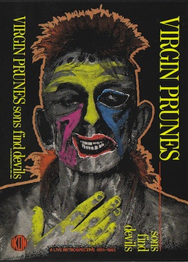 IKON 14 THE VIRGIN PRUNES Sons Find Devils