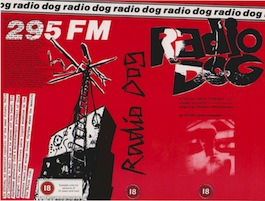 IKON 23 NICK TURVEY Radio Dog