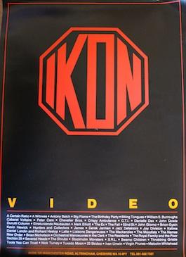 IKON 28 The Ikon Poster