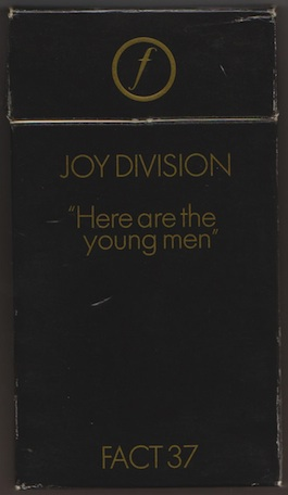 IKON 2 JOY DIVISION Here Are The Young Men