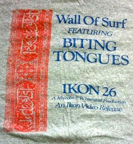 IKON 31 'Wall of Surf' T-Shirt