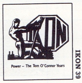 IKON 39 'Tom O'Connor Years' T-Shirt