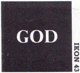 IKON 43 'God' T-Shirt