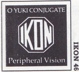 IKON 46 'O YUKI CONJUGATE' T-Shirt