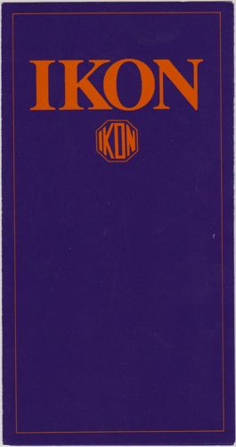 IKON leaflet (purple version)