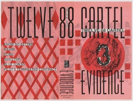 BB! 019 Twelve 88 Cartel - 'Evidence'