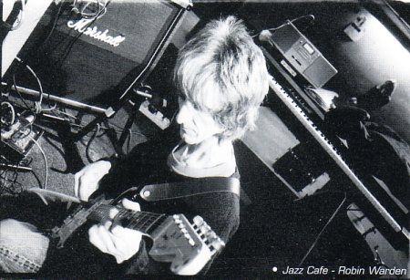 The Durutti Column live at The Jazz Café 18 Feb 2002 - photo by Robin Warden [1 of 3]