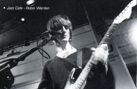 The Durutti Column live at The Jazz Café 18 Feb 2002 - photo by Robin Warden [3 of 3]