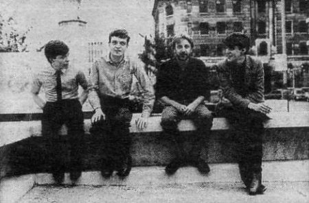 Here are the young men... Joy Division