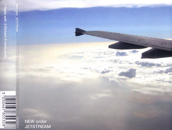 Jetstream; cd1 front cover detail