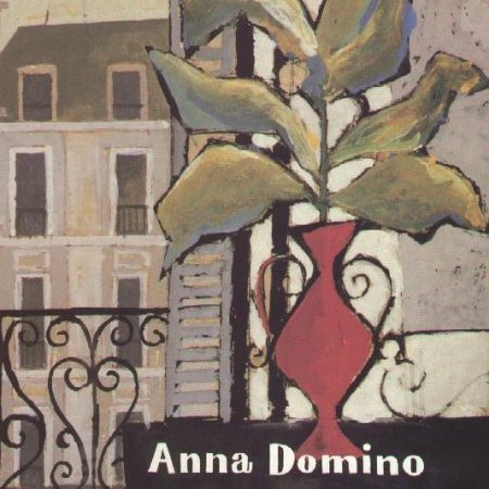 LTMCD 2397 Anna Domino; front cover detail
