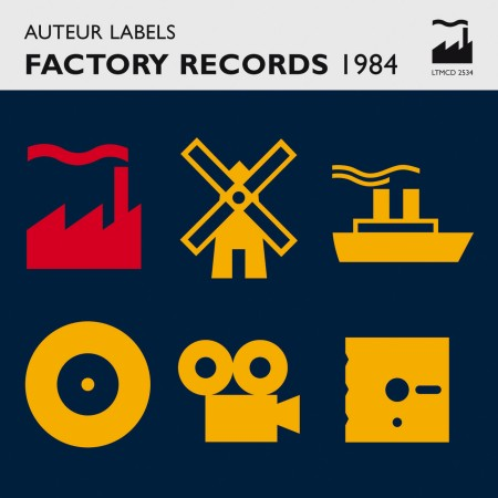 LTMCD 2534 Auteur Labels: Factory Records 1984; front cover detail