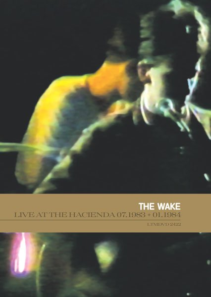 LTMDVD 2422 Live At The Hacienda 1983/84; front cover detail