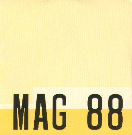 MAG 88 - free cover disc with March 2005 edition of Magic: Revue Pop Moderne