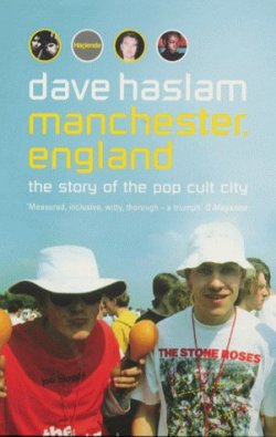 Manchester, England - reissue cover