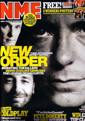 Factory Records: NEW ORDER