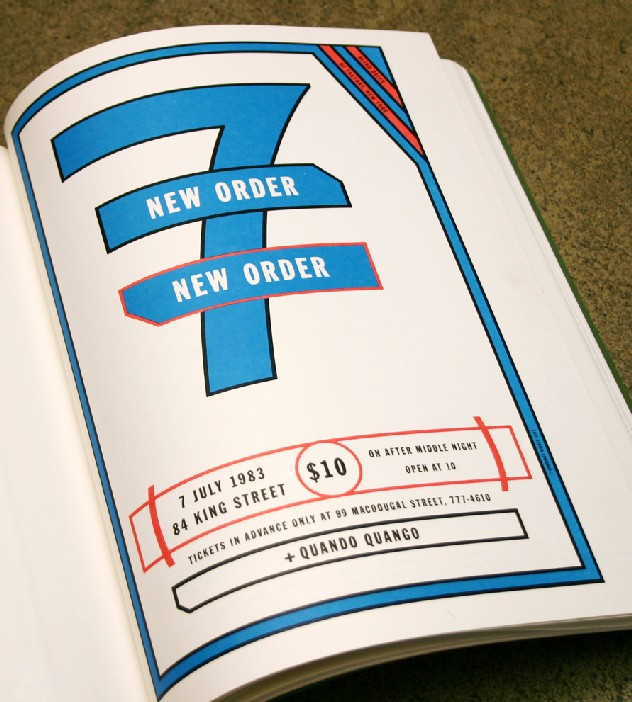 Lawrence Weiner - Posters, November 1965-April 1986