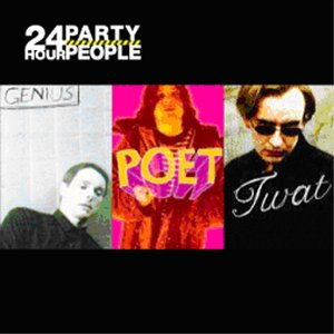 24 Hour Party People soundtrack front cover