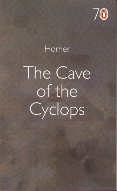 Penguin 70 - The Cave of the Cyclops by Homer
