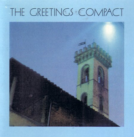The Greetings Compact [MASO CD 90001]; front cover detail