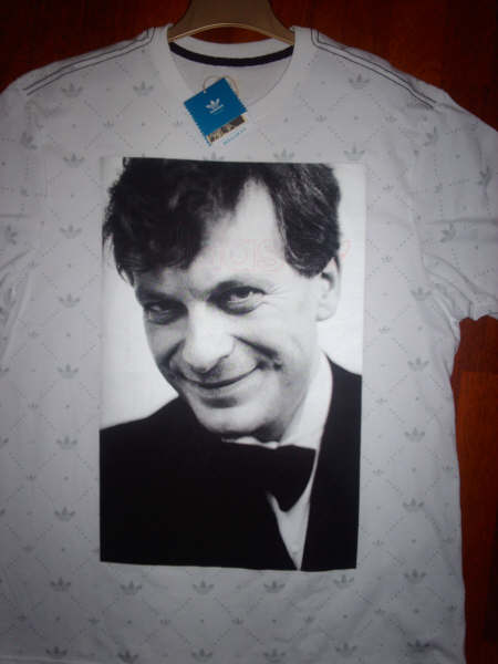 Réification: Making the abstract, concrete - The Tony Wilson Experience - Tony Wilson T-Shirt
