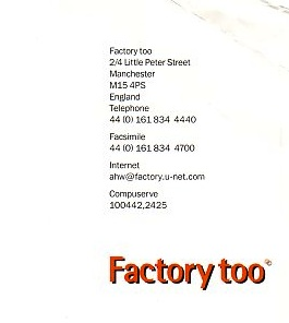 Factory Too