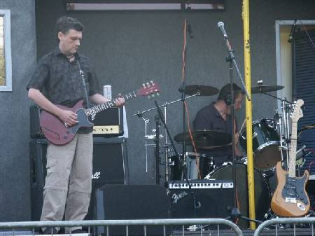 Tunnelvision - Live at Summer Daze, St Annes on Sea 15 August 2004