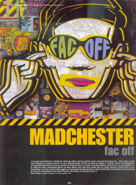 Dossier: Madchester, Versus magazine, March 2007