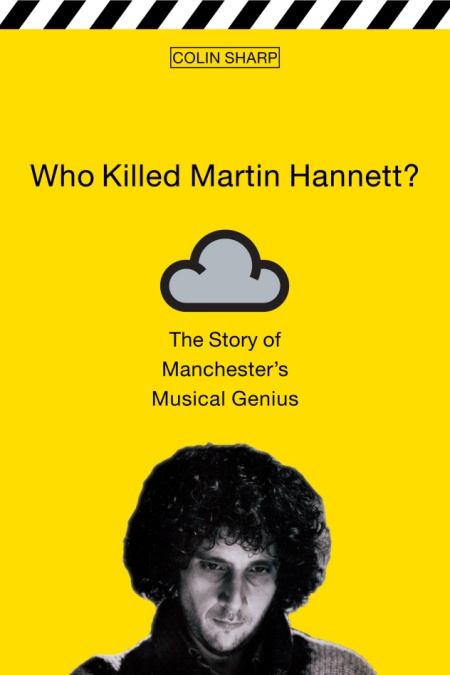 Who Killed Martin Hannett? The Story of Factory Records' Musical Magician; cover detail [1]