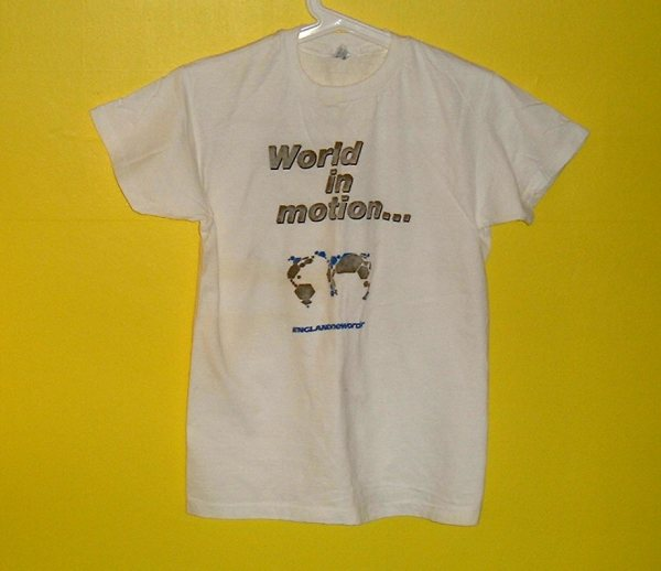 World In Motion T-Shirt