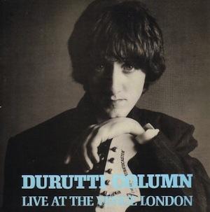 The Durutti Column - 'Live At The Venue' CD
