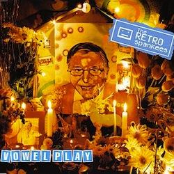 The Retro Spankees - 'Vowel Play' CD single